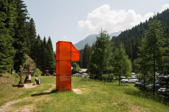 Un percorso 'Attraverso le Alpi' per scoprire l'impatto dell'uomo