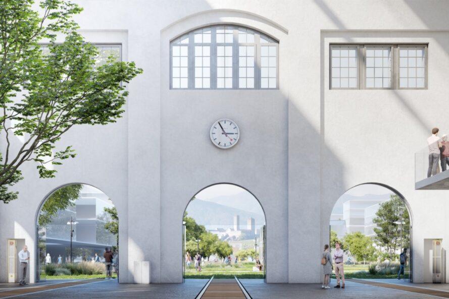 In Habitat: a zero-emissions, future-proof urban development
